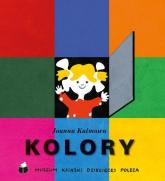 Kolory - Joanna Kulmowa | mała okładka