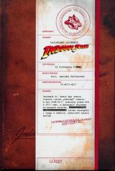Zaginiony dziennik Indiany Jonesa - Praca zbiorowa | mała okładka