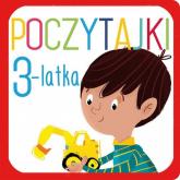 Poczytajki 3-latka - Praca zbiorowa | mała okładka