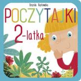 Poczytajki 2-latka - Urszula Kozłowska | mała okładka