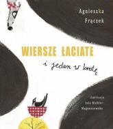 Wiersze łaciate i jeden w kratę - Agnieszka Frączek | mała okładka