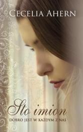 Sto imion - Cecelia Ahern | mała okładka
