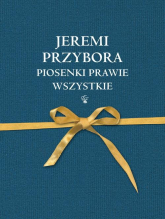 Piosenki prawie wszystkie - Jeremi Przybora | mała okładka