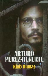 Klub Dumas - Arturo Perez-Reverte | mała okładka
