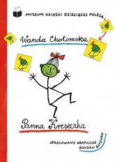 Panna Kreseczka - Wanda Chotomska | mała okładka