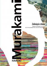 Zniknięcie słonia - Haruki Murakami   mała okładka