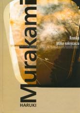 Kronika ptaka nakręcacza - Haruki Murakami   mała okładka