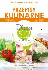 Przepisy kulinarne. Dieta 5:2 dr. Mosleya - Spencer Mimi, Schenker Sarah | mała okładka