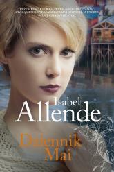 Dziennik Mai - Isabel Allende | mała okładka