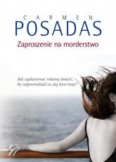 Zaproszenie na morderstwo - Carmen Posadas | mała okładka