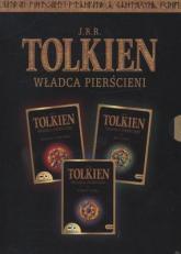 Władca Pierścieni: Drużyna Pierścienia / Dwie Wieże / Powrót Króla. Audiobook - J.R.R. Tolkien | mała okładka