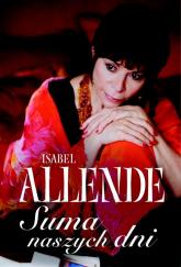 Suma naszych dni - Isabel Allende | mała okładka