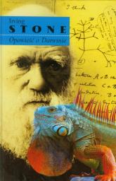 Opowieść o Darwinie - Irving Stone   mała okładka
