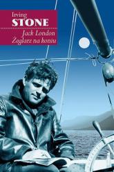 Jack London Żeglarz na koniu - Irving Stone   mała okładka