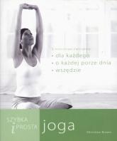 Szybka i prosta joga - Opracowanie zbiorowe | mała okładka