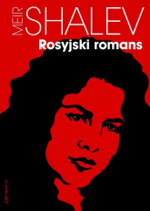 Rosyjski romans - Meir Shalev | mała okładka