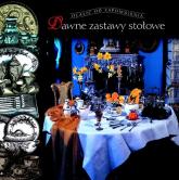 Dawne zastawy stołowe - Teresa Jabłońska   mała okładka