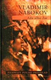 Ada albo Żar - Vladimir Nabokov | mała okładka