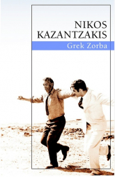 Grek Zorba - Nikos Kazantzakis | mała okładka