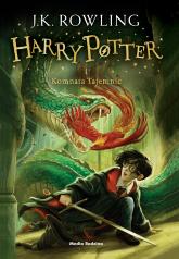 Harry Potter 2. Komnata Tajemnic TW w. 2016 - Joanne K. Rowling | mała okładka