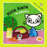 Kicia Kocia na pikniku - Anita Głowińska | mała okładka