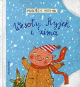 Wesoły Ryjek i zima - Wojciech Widłak | mała okładka