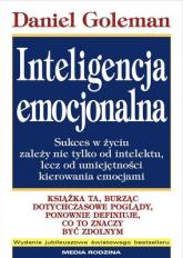 Inteligencja emocjonalna - Daniel Goleman | mała okładka