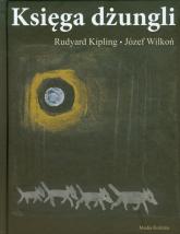Księga dżungli - Kipling Rudyard, Wilkoń Józef | mała okładka