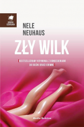 Zły wilk - Nele Neuhaus | mała okładka