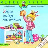 Zuzia dostaje kieszonkowe - Liane Schneider | mała okładka