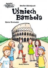 Uśmiech Bambola - Jarosław Mikołajewski | mała okładka