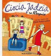 Ciocia Jadzia w Rzymie - Eliza Piotrowska | mała okładka