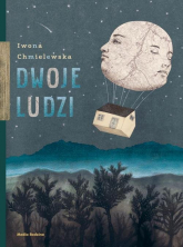 Dwoje ludzi - Iwona Chmielewska | mała okładka