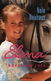 Elena. Burzliwe lato - Nele Neuhaus | mała okładka