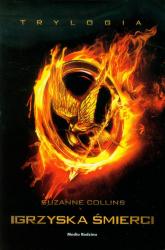 Igrzyska śmierci. Trylogia Tom 1-3 - Suzanne Collins | mała okładka