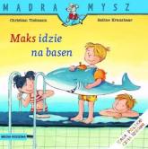 Maks idzie na basen - Christian Tielmann | mała okładka