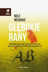 Głębokie rany - Nele Neuhaus | mała okładka