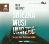 Śnieżka musi umrzeć. Audiobook - Nele Neuhaus | mała okładka