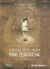 Osobliwy dom pani Peregrine. Audiobook - Ransom Riggs | mała okładka