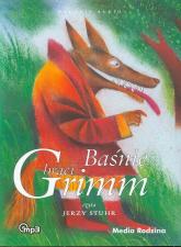Baśnie braci Grimm część 1 - Grimm Wilhelm, Grimm Jakub | mała okładka