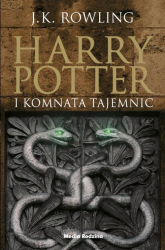 Harry Potter 2. Harry Potter i Komnata Tajemnic - J.K. Rowling | mała okładka