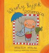 Wesoły Ryjek powraca - Wojciech Widłak | mała okładka