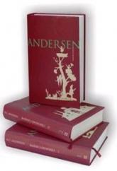 Baśnie i opowieści H.Ch. Andersena. T. I-III - Hans Christian Andersen | mała okładka