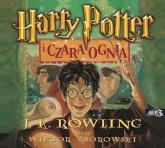 Harry Potter i czara ognia. Audiobook - Rowling Joanne K. | mała okładka
