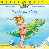 Zuzia na plaży - Hanel Wolfram, Wenzel-Burger Eva | mała okładka