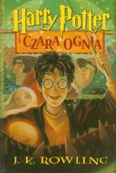 Harry Potter i czara ognia - Rowling Joanne K. | mała okładka
