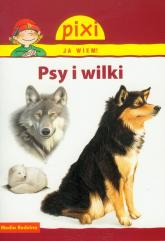 Pixi. Ja wiem! Psy i wilki - Imke Rudel | mała okładka