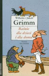 Baśnie dla dzieci i dla domu. Tom 1-2. Pakiet - Grimm Jakub, Grimm Wilhelm | mała okładka