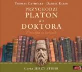 Przychodzi Platon do Doktora. Filozofia w żartach. Audiobook - Klein Daniel, Cathart Thomas | mała okładka