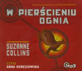W pierścieniu ognia. Audiobook - Suzanne Collins | mała okładka